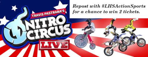 Daredevils and risk-takers unite: Win tickets to the Nitro Circus tour