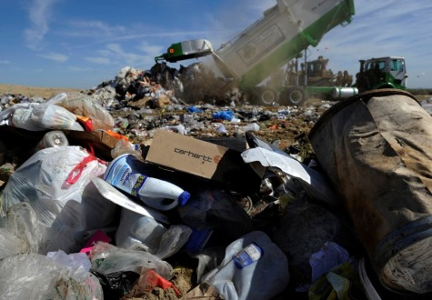 Zero Waste:  In Maryland, plans, but not actions, to reduce trash