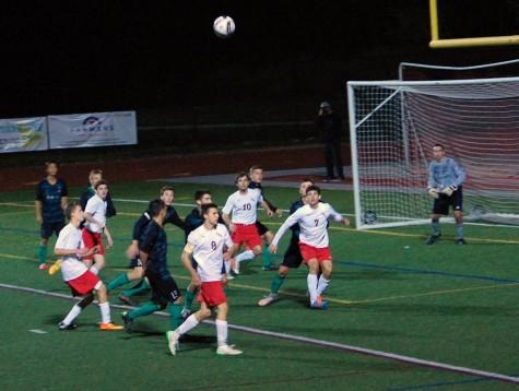 Boys' varsity soccer loses to Tuscarora: Photo of the Day 11/3/2015