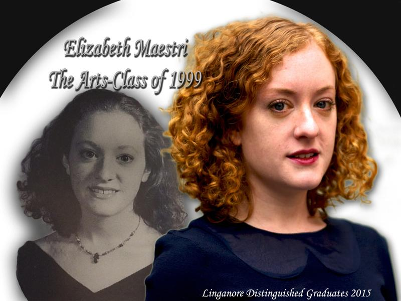 Distinguished+Graduate+2015%3A+Liz+Maestri+makes+her+mark+in+the+arts