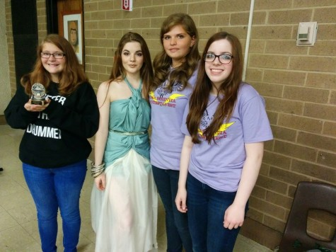 Latin Team Takes Second Place in Classical League Competition