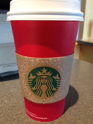 Starbucks' red cup: So much over so little