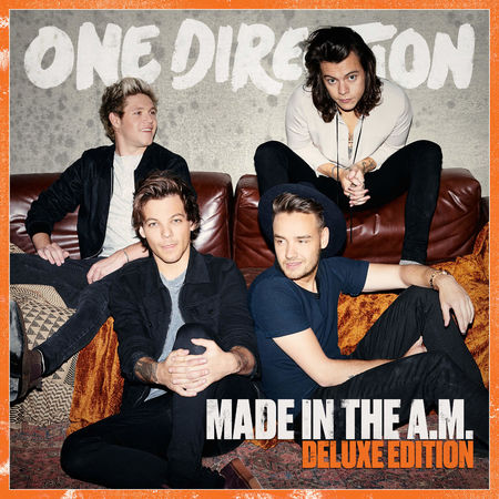 The Made in the A.M. album cover.