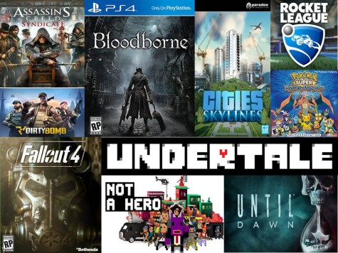 Top 10 of 2015: Video games worth a year of play