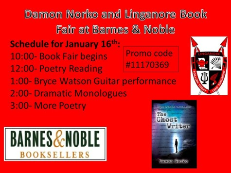 Norko book signing at Barnes and Noble raises money for literary magazine