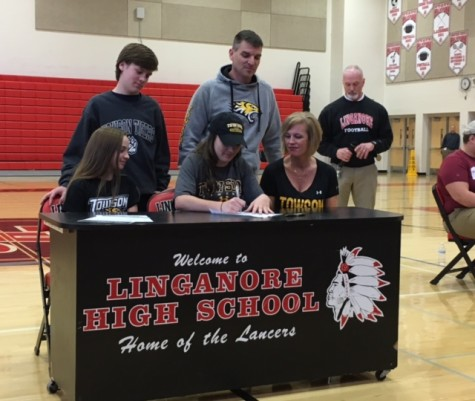 New beginnings for soccer star: Elizabeth Coletti signs to Towson