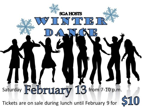 Heat up Winter: SGA set to host Winter dance