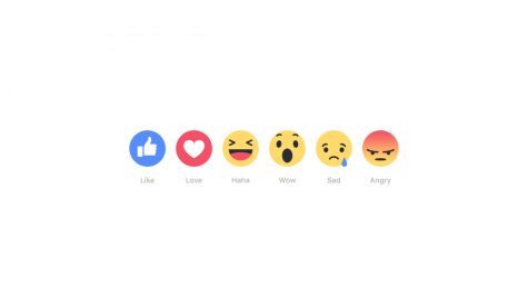 Cameron makes an aggravated response to Facebook's new reactions