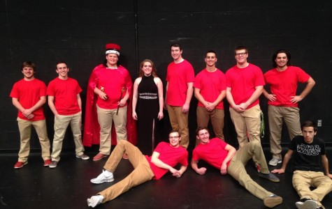 "Mr. Linganore 2016: DeMember wins ""trendsetting"" crown"