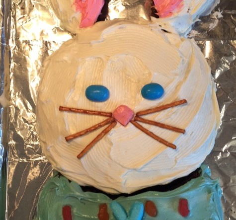 Lancer Media Kitchen: Celebrate spring with a Bunny Cake