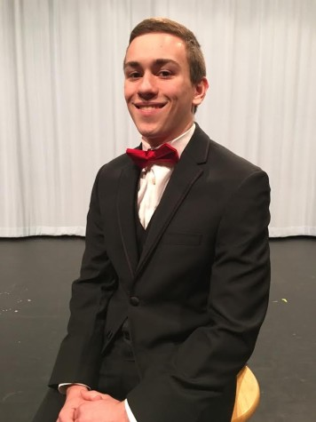 "Mr. Linganore 2016: Matt Watson gives Linganore ""more cowbell"""