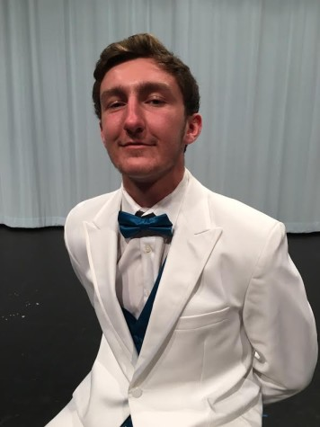 Thomas Lang gets his head in the game at Mr. Linganore 2016