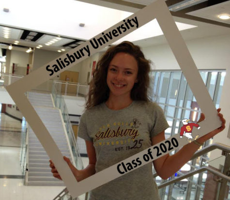 LHSsees2020: Brianna Scott swoops into Salisbury