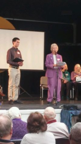 Noah Ismael wins student peace award for Frederick County