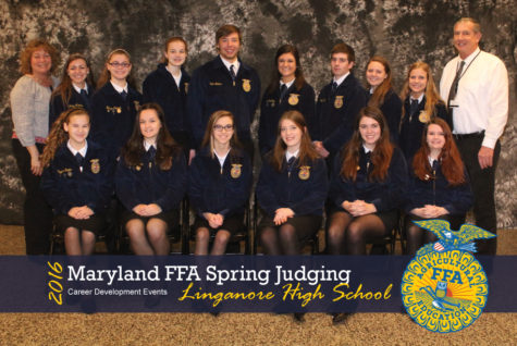 Two Linganore teams advance to National FFA competitions