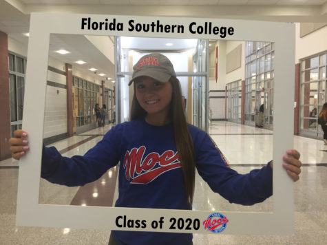 LHSsees2020: Juliet Jackman goes from Lake Linganore to Lakeland