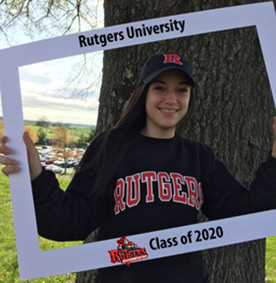 LHSsees2020: Kate Mannarino will be every animal's scarlet knight in shining armor