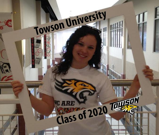 Rachel+Femiano+pounces+at+the+chance+to+go+to+Towson.