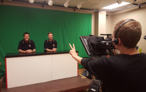 Class of 2016: Morning announcements staff communicates two days left for seniors