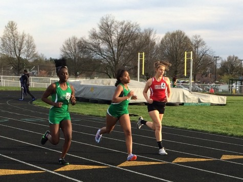Outdoor track takes on South Hagerstown: Photo of the Day 4/7/2016