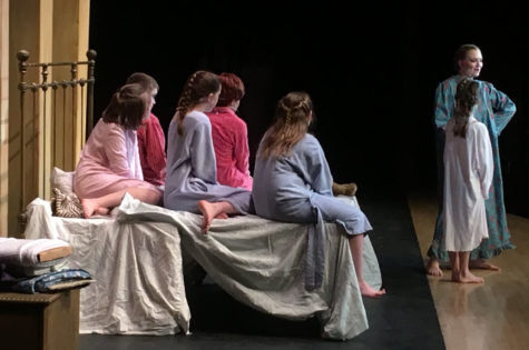 """""""The Sound of Music"""" cast and crew perform for middle schools: Photo of the Day 4/14/2016"""