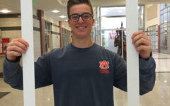 LHSsees2020: Tony Komara turns into an Auburn Tiger