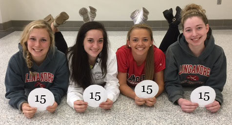 Field hockey counts down 15 more days: Ladies remember a season of friendship