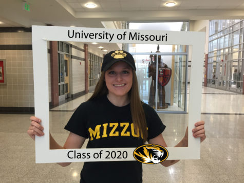 LHSsees2020: Abigail Montgomery continues the tiger tradition, as she seeks to earn her stripes