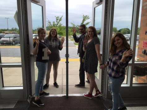 Class of 2016: Senior journalists sign off on their last day