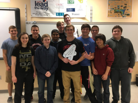 Class of 2016: PTLW class prepares to engineer their futures – 4 days