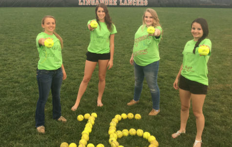 Class of 2016: Softball seniors are all smiles for 16 days left