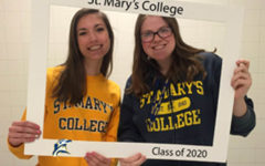 LHSsees2020: Gorham and Wiland set sail for St. Mary's College of Maryland