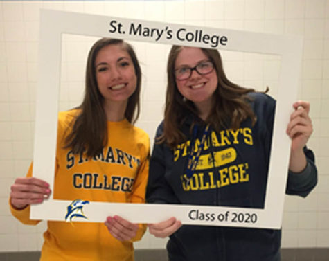 LHSsees2020: Gorham and Wiland set sail for St. Mary