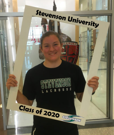 LHSsees2020: Sarah Roerty gallops her way up to Stevenson University