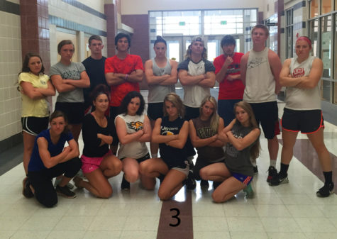 Class of 2016: Strength Training flexes for 3 days