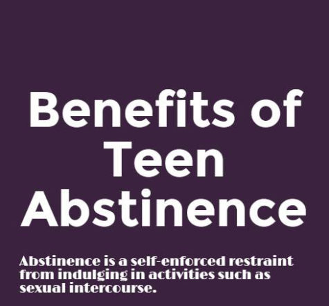 Nanavaty and Koch provided teens with information about abstinence