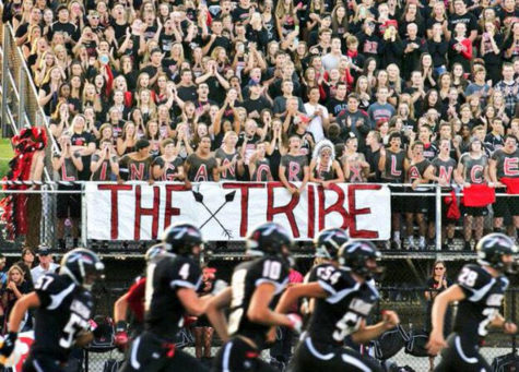 The tribe is a well-known LHS tradition.