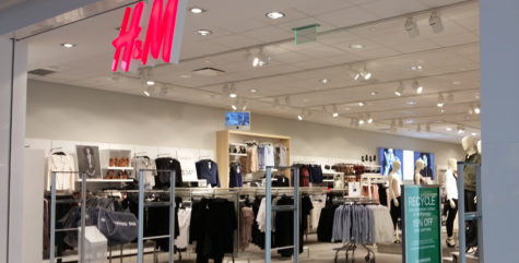 H & M: a perfect fit for Francis Scott Key Mall