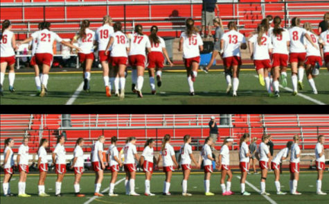 Girls JV predicts strong soccer season