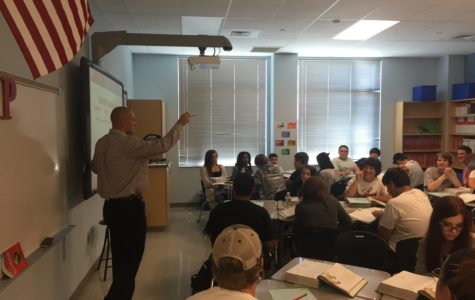 Welcome to LHS: Like Batman, Bortner uses strength for teaching and baseball