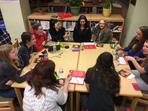 NEHS rolls into new school year with game night: Photo of the Day 10/26/16