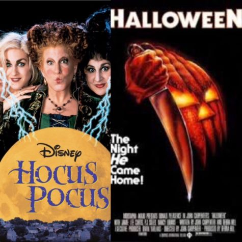 Hocus Pocus!  Here are two movie classics for Halloween
