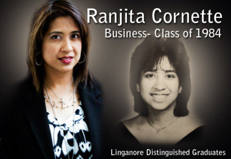 Distinguished Graduates 2016: Ranjita Cornette means business