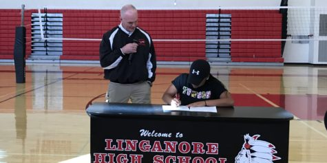 Ambush claws her way to the top and signs letter of intent in softball to Towson Univeristy