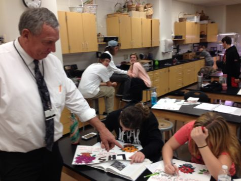Year 35: Hawthorne helps his students grow academically