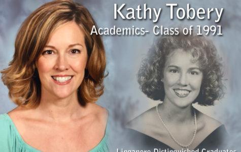 Distinguished Graduate 2016:  Kathy Tobery's teaching is a work of art