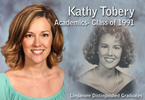 Distinguished Graduate 2016:  Kathy Tobery's teaching is a work of art