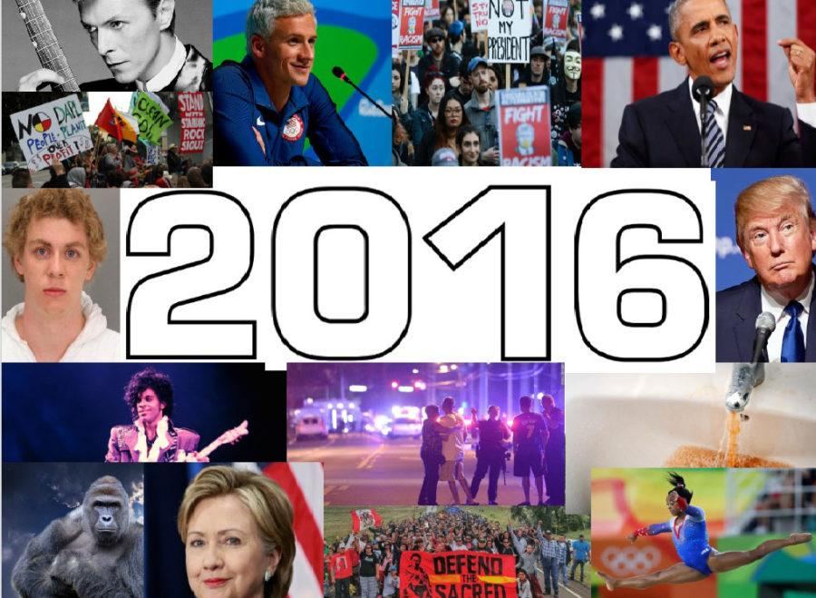 Top 10 of 2016:  Events that changed history