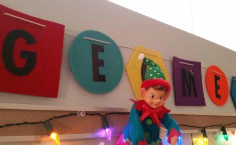 12/13/16: Where did Elfie take the Selfie?