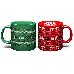 Star Wars Ugly Sweater Mugs